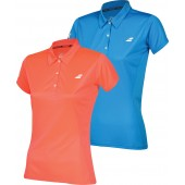 POLO BABOLAT MUJER CORE CLUB