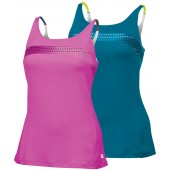 CAMISETA TIRANTES WILSON MUJER COLOR FLIGHT STRAPPY