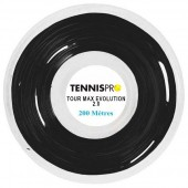 BOBINA TENNISPRO TOUR MAX EVOLUTION 2.0 (200 METROS)