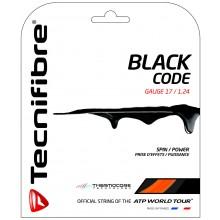 CORDAJE TECNIFIBRE BLACK CODE FUEGO (12 METROS)