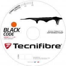 BOBINA TECNIFIBRE BLACK CODE FUEGO (200 METROS)