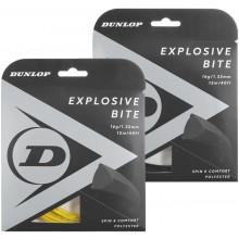 CORDAGE DUNLOP EXPLOSIVE BITE (12 METRES)