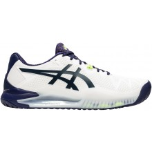 ZAPATILLAS ASICS GEL RESOLUTION 8 MONFILS LONDON TODAS LAS SUPERFICIES