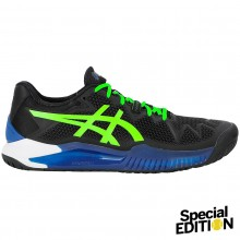 CHAUSSURES ASICS GEL RESOLUTION 8 TERRE BATTUE EDITION LIMITEE