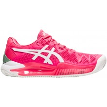 ZAPATILLAS ASICS MUJER GEL RESOLUTION 8 PARIS TIERRA BATIDA