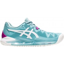 ZAPATILLAS ASICS MUJER GEL RESOLUTION 8 MELBOURNE TODAS LAS SUPERFICIES