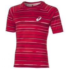 CAMISETA ASICS JUNIOR CLUB GRAPHIC