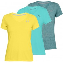 CAMISETA UNDER ARMOUR MUJER THREADBORNE TWIST