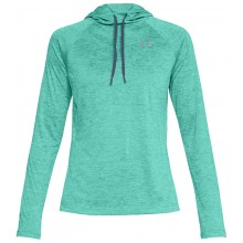 SUDADERA UNDER ARMOUR MUJER A CAPUCHA TECH TWIST 2.0