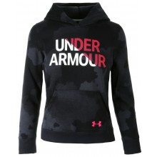 SUDADERA UNDER ARMOUR JUNIOR NIÑA RIVAL