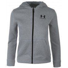 SUDADERA UNDER ARMOUR JUNIOR BIG LOGO