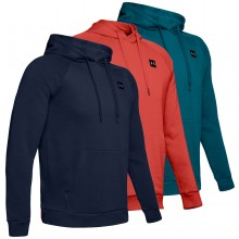 SUDADERA CON CAPUCHA UNDER ARMOUR RIVAL FLEECE