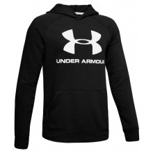 SUDADERA UNDER ARMOUR JUNIOR RIVAL LOGO