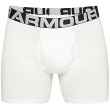 PACK DE 3 BOXERS UNDER ARMOUR CHARGED COTTON 6""