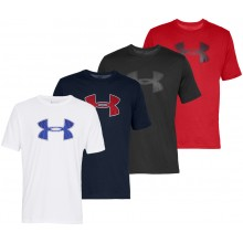 CAMISETA UNDER ARMOUR BIG LOGO