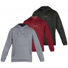 SUDADERA UNDER ARMOUR CON CAPUCHA PERFORMANCE FLEECE GRAPHIC