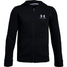 SUDADERA ALGODON UNDER ARMOUR JUNIOR