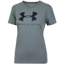 CAMISETA UNDER ARMOUR MUJER CLASSIC GRAPHIC SPORTSTYLE