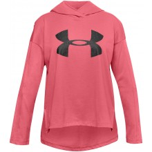SUDADERA UNDER ARMOUR JUNIOR NIÑA FAVORITES JERSEY