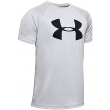 CAMISETA UNDER ARMOUR JUNIOR NIÑO BIG LOGO SS