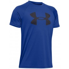 T-SHIRT UNDER ARMOUR JUNIOR TECH BIG LOGO
