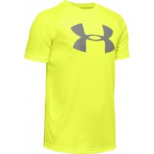 CAMISETA UNDER ARMOUR JUNIOR TECH BIG LOGO