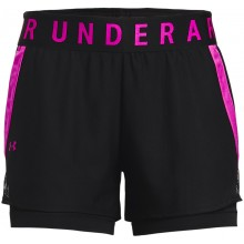 PANTALÓN CORTO UNDER ARMOUR MUJER PLAY UP 2IN1