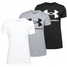 CAMISETA UNDER ARMOUR MUJER LIVE SPORTSTYLE