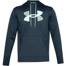SWEAT A CAPUCHE POLAIRE UNDER ARMOUR BIG LOGO