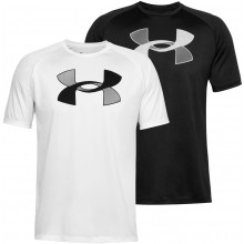 CAMISETA UNDER ARMOUR BIG LOGO TECH