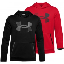 SUDADERA UNDER ARMOUR JUNIOR NIÑOFLEECE
