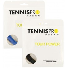 CORDAJE TENNISPRO TOUR POWER (12 METROS)