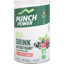 BOTE ANTIOXIDANTE PUNCH POWER BIODRINK FRUTOS ROJOS (500 G)