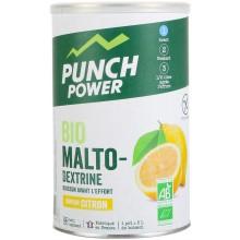 BOTE PUNCH POWER BIO MALTO-DEXTRINA LIMÓN ANTES DEL EJERCICIO (500 G)