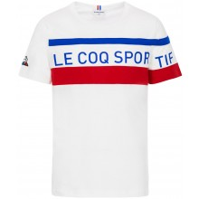 CAMISETA LE COQ SPORTIF JUNIOR TRICOLOR
