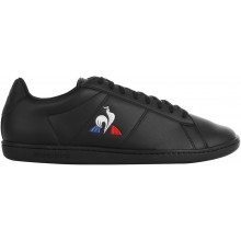 ZAPATILLAS LE COQ SPORTIF COURTSET TRIPLE BLACK