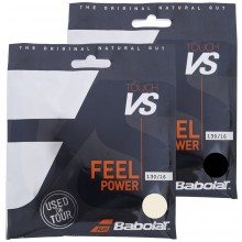CORDAJE BABOLAT CUERDA NATURAL VS TOUCH (12 METROS)