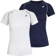 T-SHIRT ASICS FEMME COURT PIPING
