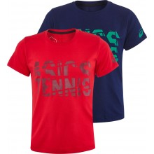 CAMISETA ASICS JUNIOR TENNIS GPX