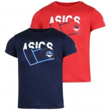 CAMISETA ASICS JUNIOR CLUB