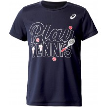 CAMISETA ASICS JUNIOR NIÑA TENNIS GPX