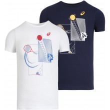 CAMISETA ASICS JUNIOR NIÑO TENNIS