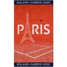 TOALLA DE PLAYA JUGADOR ROLAND GARROS 2020 102*178 CM