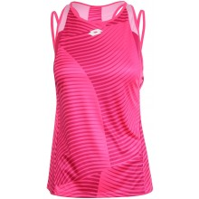 CAMISETA DE TIRANTES LOTTO MUJER TOP TEN II