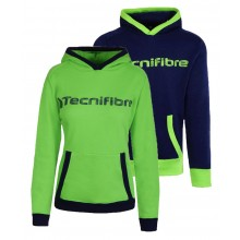 SUDADERA TECNIFIBRE A CAPUCHA JUNIOR FLEECE