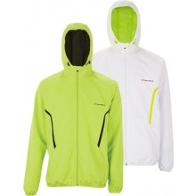 CHAQUETA CON CAPUCHA TECNIFIBRE JUNIOR FLASH LIGHT CLUB