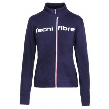 CHAQUETA NIÑA TECNIFIBRE JUNIOR  FLEECE TRICOLOR