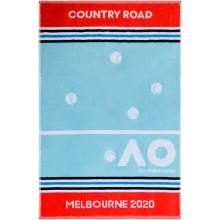 TOALLA GYM AUSTRALIAN OPEN 2020 59X90 CM