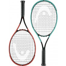 RAQUETA HEAD JUNIOR GRAPHENE 360 GRAVITY 25