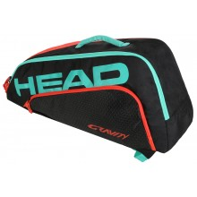 RAQUETERO HEAD JUNIOR COMBI GRAVITY